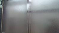 日立市 T様邸 雨戸塗装(施工前・ケレン・下塗り・上塗り)
