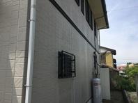 城里町 K様邸 外壁塗装(着工前)