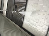 城里町 K様邸 外壁塗装(高圧洗浄)
