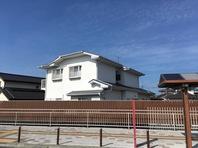 常陸太田市 O様邸 屋根・外壁塗装(着工前)