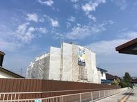 常陸太田市 O様邸 屋根・外壁塗装(架設足場組立)