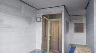 城里町 S様邸 外壁塗装(下塗り・中塗り)