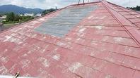 笠間市 M様邸 屋根塗装(高圧洗浄)