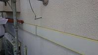 笠間市 M様邸 屋根・外壁塗装(養生)