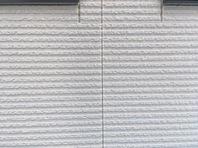 笠間市 W様邸 外壁目地補修(施工前・撤去・打設)