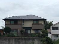 笠間市 W様邸 屋根・外壁塗装(完了)