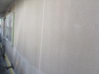 那珂市 M様邸 外壁塗装(下塗り)