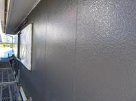那珂市 M様邸 外壁塗装(中塗り・上塗り)