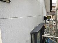 水戸市 H様邸 外壁塗装(高圧洗浄)