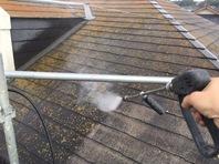 常陸太田市 S様邸 屋根・外壁塗装(高圧洗浄)