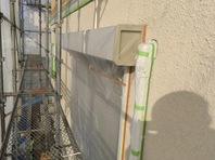 常陸太田市 S様邸 屋根・外壁塗装(養生)