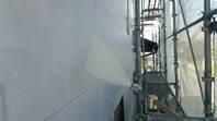 真岡市 T様邸 外壁塗装(高圧洗浄)
