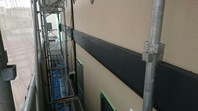 清原台 K様邸 屋根・外壁塗装(養生)