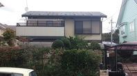 清原台 K様邸 屋根・外壁塗装(着工前)