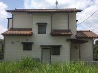 笠間市 S様邸 外壁塗装(着工前)