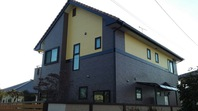 宇都宮市 K様邸 外壁塗装(完成)