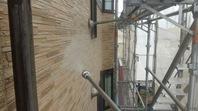 宇都宮市 K様邸 外壁塗装(高圧洗浄)