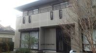 城里町 Ⅰ様邸 屋根・外壁塗装(完成)