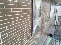 城里町 Ⅰ様邸 外壁塗装(2色塗り仕上げ)
