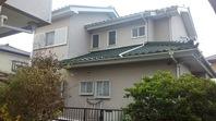 笠間市 O様邸 外壁塗装(着工前)