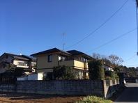 笠間市 S様邸 外壁塗装(完成)