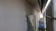 ひたちなか市 T様邸 外壁塗装(下塗り)