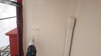 水戸市 M様邸 外壁塗装(上塗り)