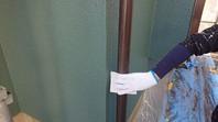 笠間市 H様邸 樋塗装(ケレン・下塗り・中塗り・上塗り)