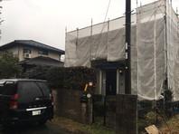 ひたちなか市 A様邸 屋根・外壁塗装(架設足場組立)