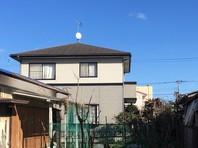 ひたちなか市 A様邸 屋根・外壁塗装(着工前)
