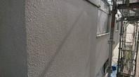 笠間市 H様邸 外壁塗装(養生・下塗り)