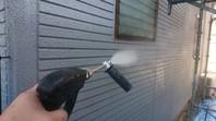 城里町 T様邸 外壁塗装(高圧洗浄)