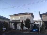 東海村 T様邸 屋根・外壁塗装(着工前)