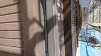 城里町 T様邸 樋塗装(ケレン・下塗り・中塗り・上塗り)