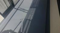 水戸市 T様邸 ベランダ防水(下塗り・上塗り)