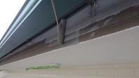 水戸市 T様邸 破風塗装(下塗り・中塗り・上塗り)