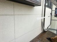 笠間市 M様邸 外壁塗装(高圧洗浄)