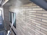 水戸市 T様邸 外壁塗装(高圧洗浄)