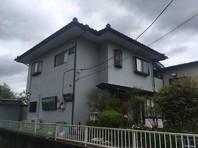 笠間市 M様邸 外壁塗装(完成)