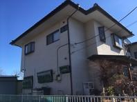 笠間市 M様邸 外壁塗装(着工前)