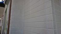 ひたちなか市 N様邸 外壁塗装(下塗り・中塗り)