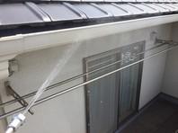 水戸市 M様邸 外壁塗装(高圧洗浄)