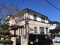 ひたちなか市 J様邸 屋根・外壁塗装(着工前)