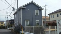 城里町 I様邸 屋根・外壁塗装(着工前)