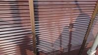 ひたちなか市 N様邸 雨戸塗装(ケレン・下塗り・中塗り・上塗り)