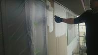ひたちなか市 F様邸 外壁塗装(下塗り)