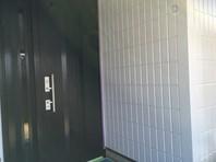 ひたちなか市 O様邸 外壁塗装(上塗り)