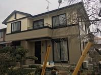 ひたちなか市 J様邸 屋根・外壁塗装(完了)