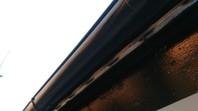 ひたちなか市 R様邸 軒樋塗装(ケレン・下塗り・中塗り・上塗り)