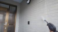ひたちなか市 N様邸 外壁塗装(高圧洗浄)